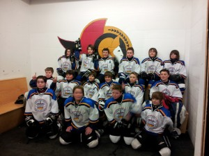 2011/12 PeeWee C Kings