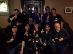 Tomahawk 2012/13 - Champs!